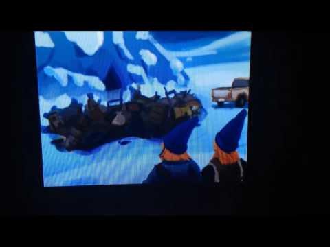 Vinter i Blåfjell (Nintendo DS)