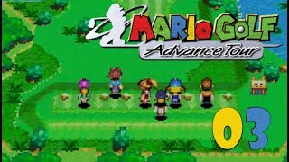 Mario Golf: Advance Tour #3 The Eye of the Tiger [Blind/Ger/Eng] Let