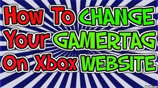 How To Change Your Gamertag On Xbox Website **FREE**OG**GAMERTAG**