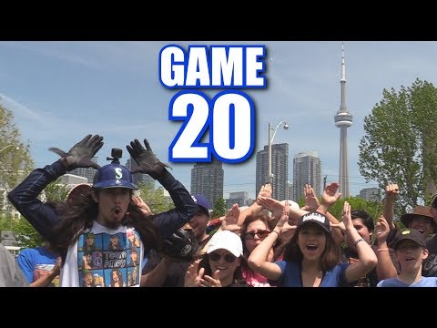 PLAYING IN ANOTHER COUNTRY! | On-Season Softball League | Game 20