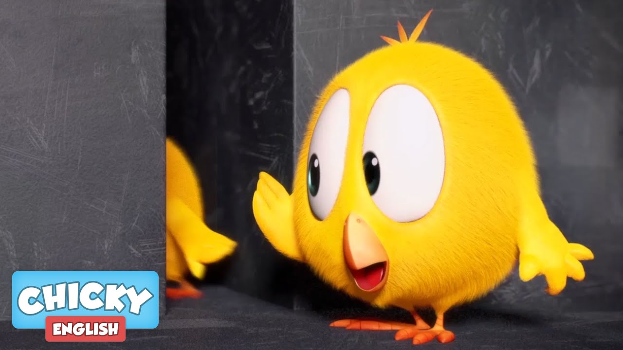 Where's Chicky? Funny Chicky 2020   THE MAZE   Chicky Cartoon in English for Kids