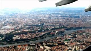 Air Transat vol TS 313 - De Toulouse à Montréal