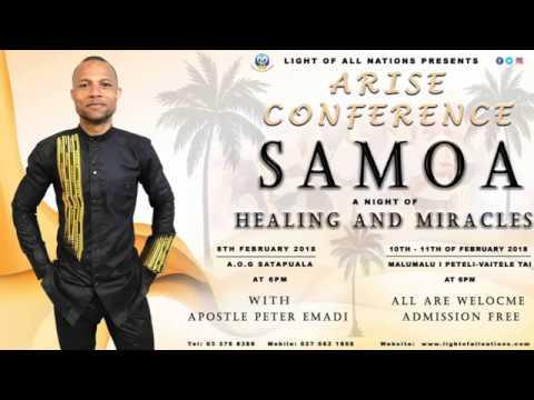 TALA mai SAMOA 13Ianuari2018 (audio only) Presented by Maina Vai