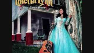 loretta lynn...high on a mountain top