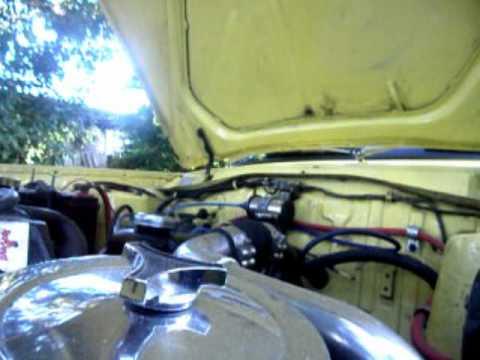 Datsun 1200 supercharged
