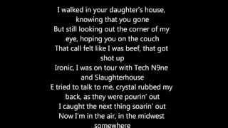 Goodbye- Slaughterhouse (Lyrics)