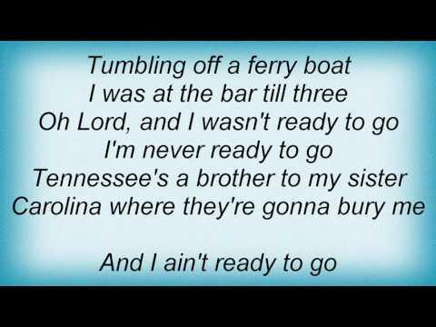 Ryan Adams - Let It Ride Lyrics