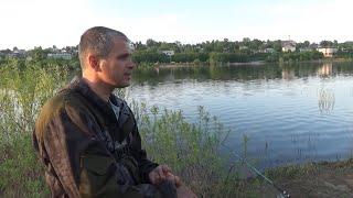 Открытие НОЧНОЙ Рыбалки на Оке 2021 Начало ловли СОМА 2021 Рыбалка на поплавок светлячок