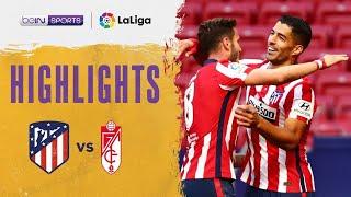 Atletico Madrid 6-1 Granada | LaLiga 20/21 Match Highlights