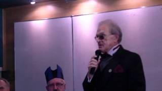 Prezesa OUTW mgr Józefa Kozana wystąpienie na rozpoczęcie roku