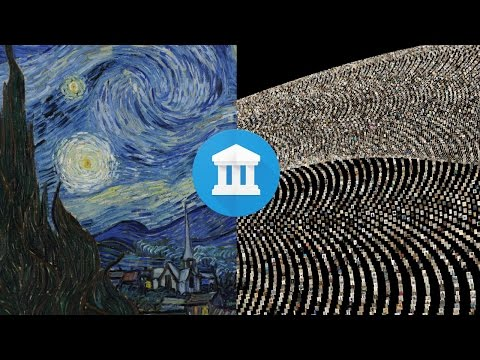 Thumbnail: Google Arts & Culture Experiments