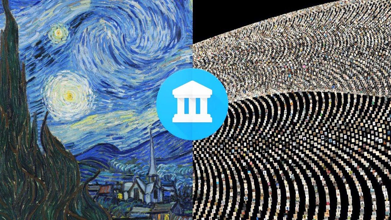 google arts culture experiments youtube