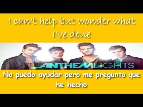 Anthem Lights - Best Thing Lyrcs Español