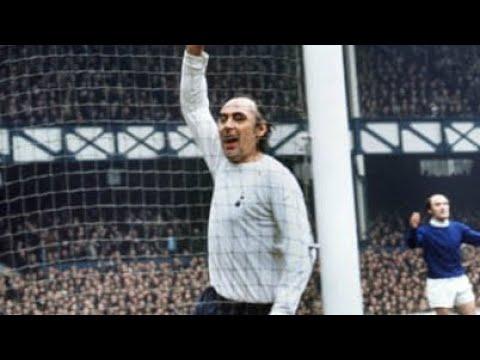 Tottenham Hotspur Classic Goals  - Gilzean Greaves Hoddle Waddle & More