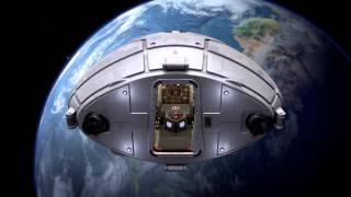 Space 1999 Eagle Command Module