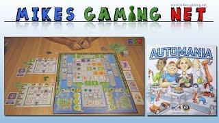 Automania | Verlag: Asmodee & Aporta Games