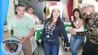 Bailando Margarita y Las hermanitas de la Loma en el Chancho Mio Con Juan Vega y Vitoko el Ranchero