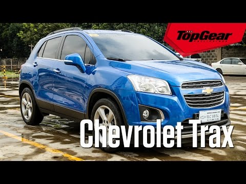 Top Gear PH reviews the Chevrolet Trax