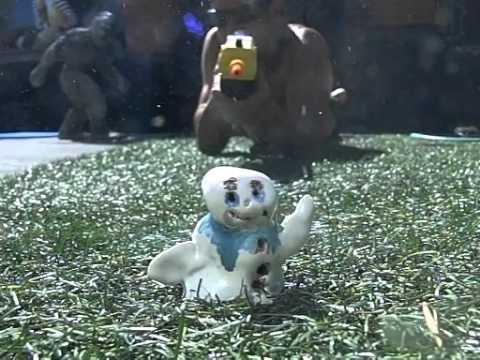 Bug-A-Salt - Snowman