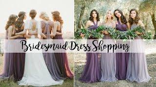 Vlog: Let s go bridesmaid dress shopping! || #FairytalefridaysEp4