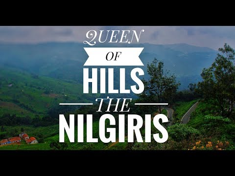 Queen of Hills - The Nilgiris - A beautiful Aerial view | Soul & Fuel |