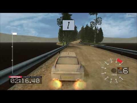 Colin McRae Rally 3 - Widescreen Tutorial (NEW)
