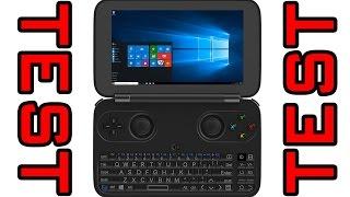 [TEST] GPD Win - Console portable Windows 10
