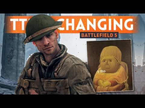 DICE IS CHANGING THE TTK IN BATTLEFIELD 5... Please Don't. thumbnail