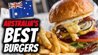 Baixar VLOG | Australia's BEST Burgers | How to ORDER FOOD in Australia