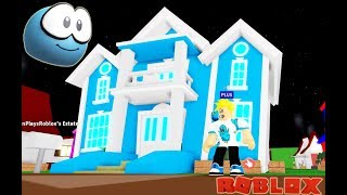 MY NEW 2 STORY MANSION HOUSE TOUR IN MEEPCITY ROBLOX GAME