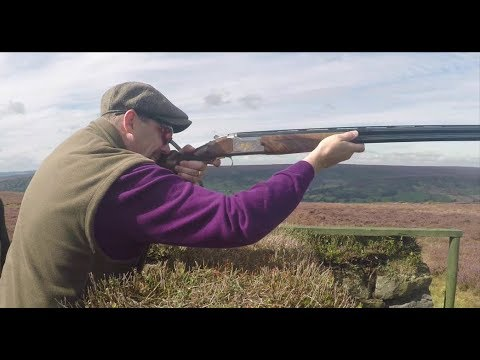 The Shooting Show - early season driven grouse on Farndale Moor