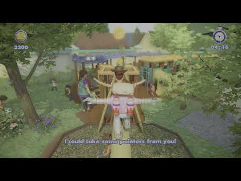 Rush: A disney Pixar Adventure - Toy Story - Day care dash (4K Xbox One X)