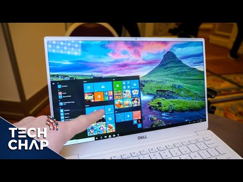 Dell XPS 13 (9380) Hands-On - What's New? 2019 | The Tech Chap