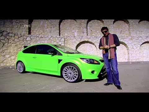 fifth gear ford focus rs mk2 youtube. Black Bedroom Furniture Sets. Home Design Ideas