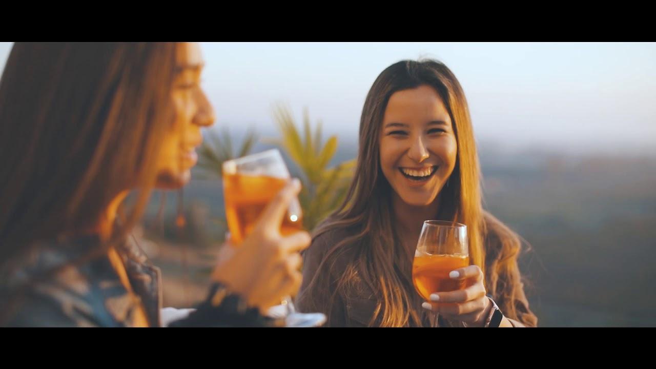 Comercial Orange Spritz