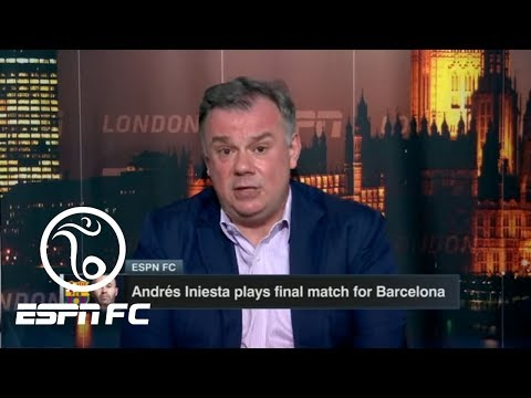 Is Andres Iniesta the best Spanish player of all time? | ESPN FC