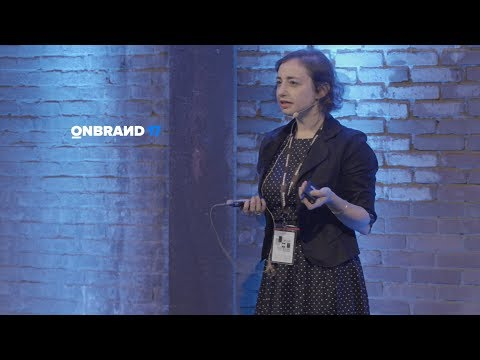 App branding 101: How to build an app that people will love | Lisa Kennelly, Clue | OnBrand '17