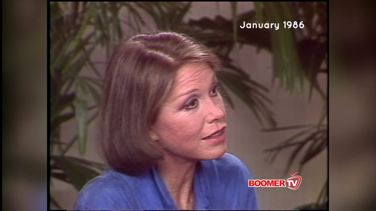 Download 1986 Mary Tyler Moore Interview with Patty Spitler