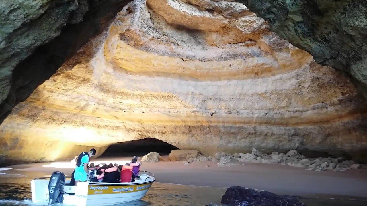 La Balade du Jour : Explorez l'incroyable grotte de Benagil, au Portugal ! Par Mathilde Rochefort (+vidéo 21mn sur Bidfoly.com)                               Maxresdefault