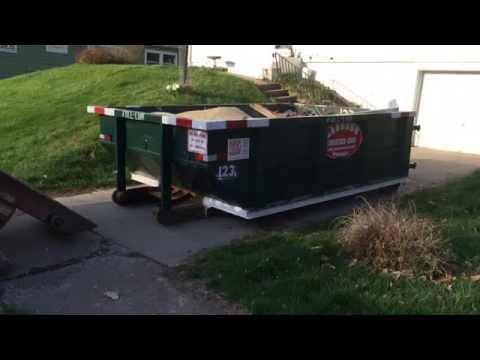 (563) 332-2555 Dumpster Rental Davenport-How To Rent Roll Off Dumpster