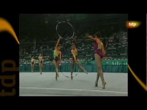 España - 5 aros - Final JJ.OO. Atlanta 1996
