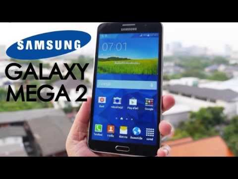 Samsung Galaxy Mega 2 Review - Specs & Features HD