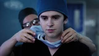 Хороший доктор 1 сезон 1 серия.  Эпичный момент. The good doctor