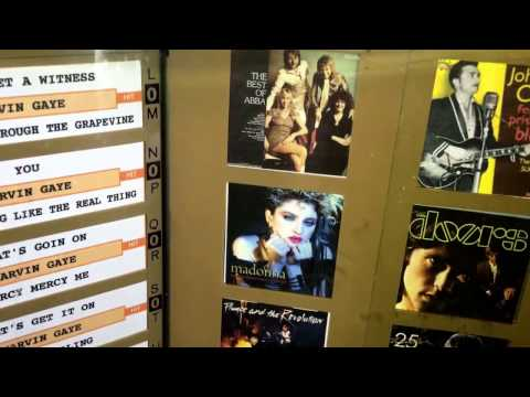Jukebox Wallbox converted in MP3, We sell them, Roxette, The Look