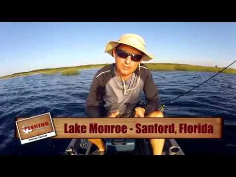 My Fishing Lake - Lake Monroe Florida