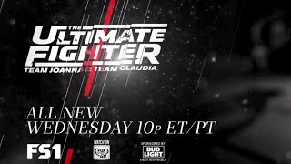 The Ultimate Fighter 23: Team Joanna vs Team Claudia - Ep. 3 Preview