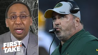 Stephen A.: Mike McCarthy is an upgrade from Jason Garrett for the Cowboys | First Take