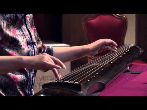 China - Concert - Dai Xiaolian (qin)