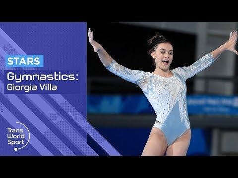Giorgia Villa | Future of Italian Gymnastics | Trans World Sport
