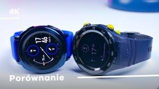 Samsung Gear Sport vs. Huawei Watch 2 (Sport) - który wybrać? [4K]
